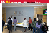 Blacks In Government (BIG)-IRS 2020 Black History Month Celebration