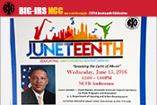 Blacks In Government (BIG)-IRS 2016 Juneteenth Celebration.