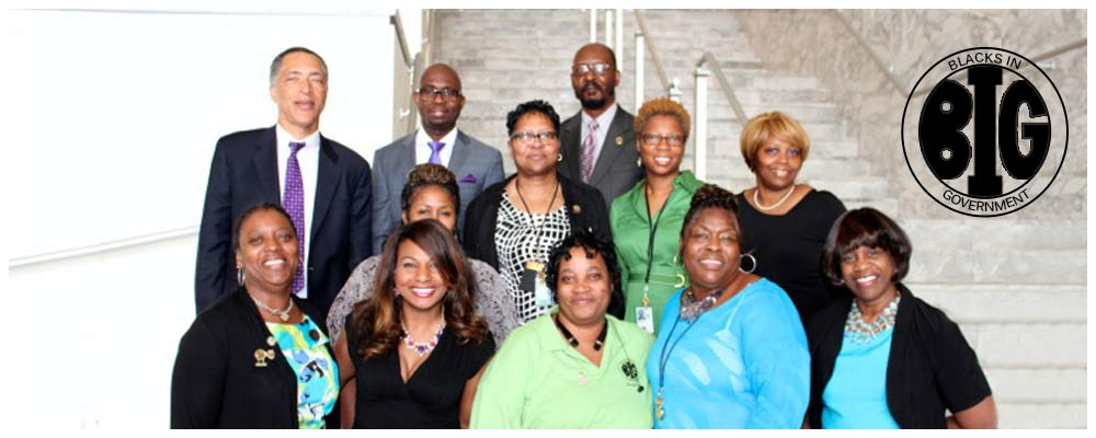 BIG-IRS New Carrollton Chapter honoring Dr. MLK, Jr