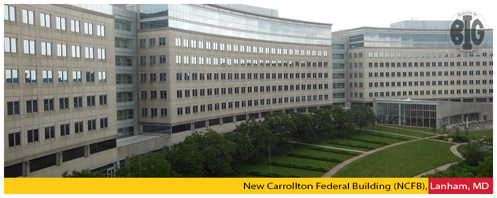 BIG-IRS NCC New Carrollton Federal Building (NCFB), Lanham, MD