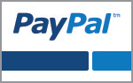 Pay conveniently using Paypal